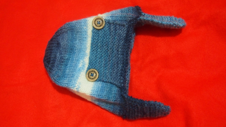 Easy-knit-baby-aviator-hat